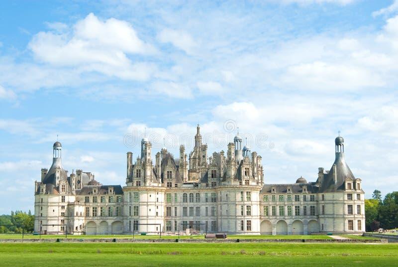 Château de Chambord, Loire Valley, France photo stock