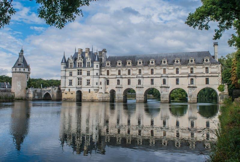 Château de Chenonceau imagen de archivo