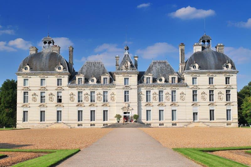 Château de Cheverny construit au 17ème siècle dans le style de Louis XIII dans Cheverny France photos stock