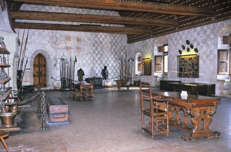 Château de Chillon photographie stock libre de droits