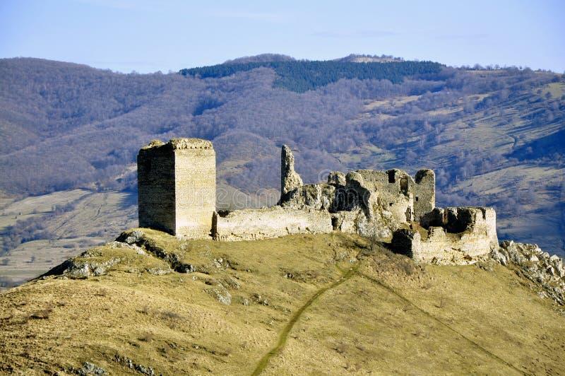 Château de Coltesti image libre de droits