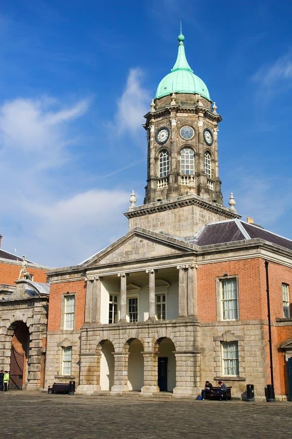 Château de Dublin photo libre de droits