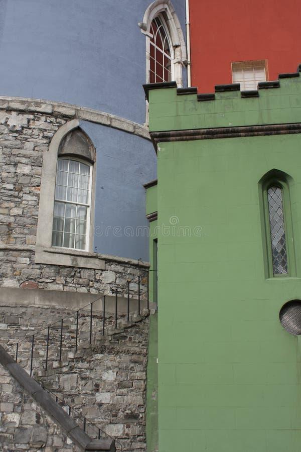 Château de Dublin photos stock