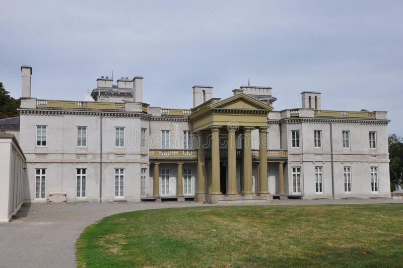 Château de Dundurn à Hamilton, Canada photos libres de droits