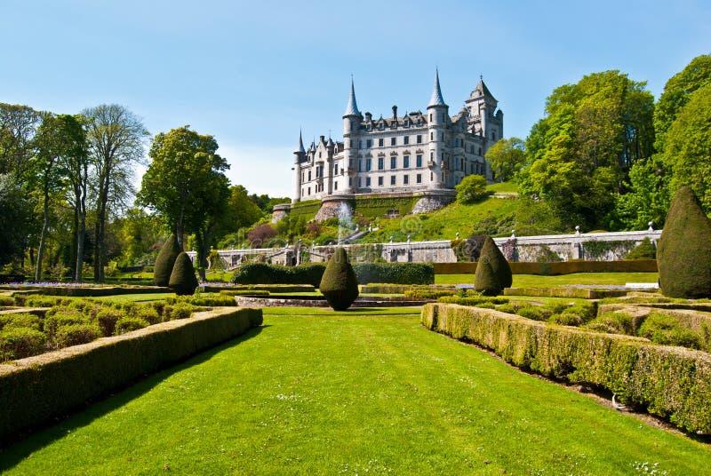 Château de Dunrobin photographie stock