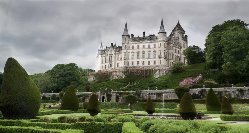 Château de Dunrobin images stock