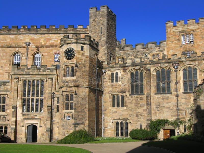 Château de Durham photo libre de droits