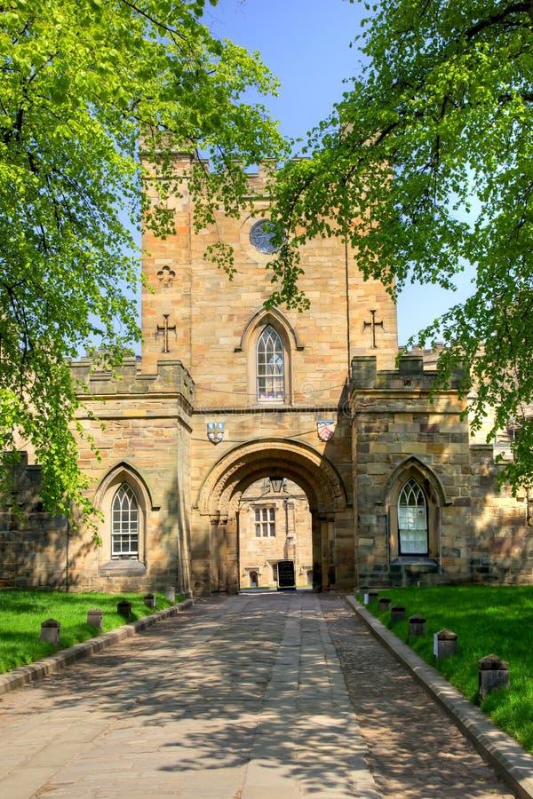 Château de Durham image stock