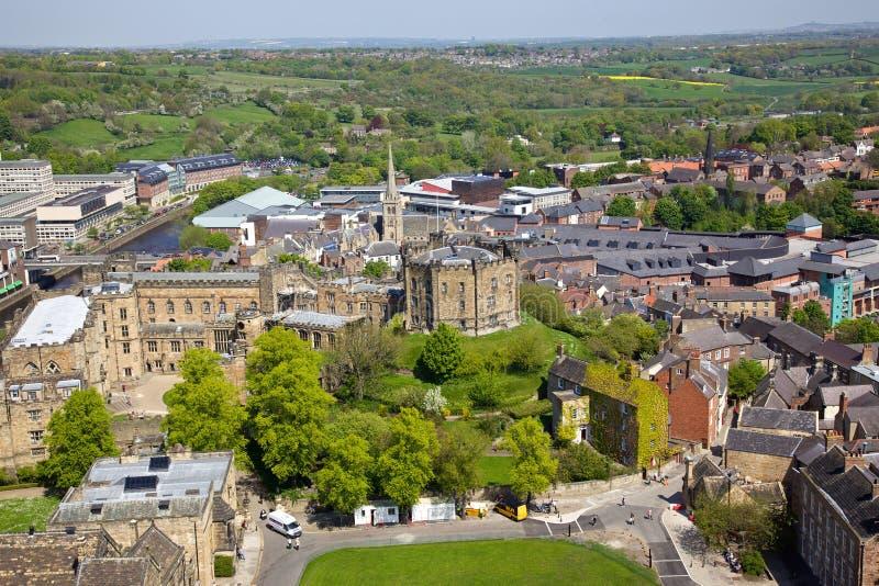 Château de Durham images libres de droits