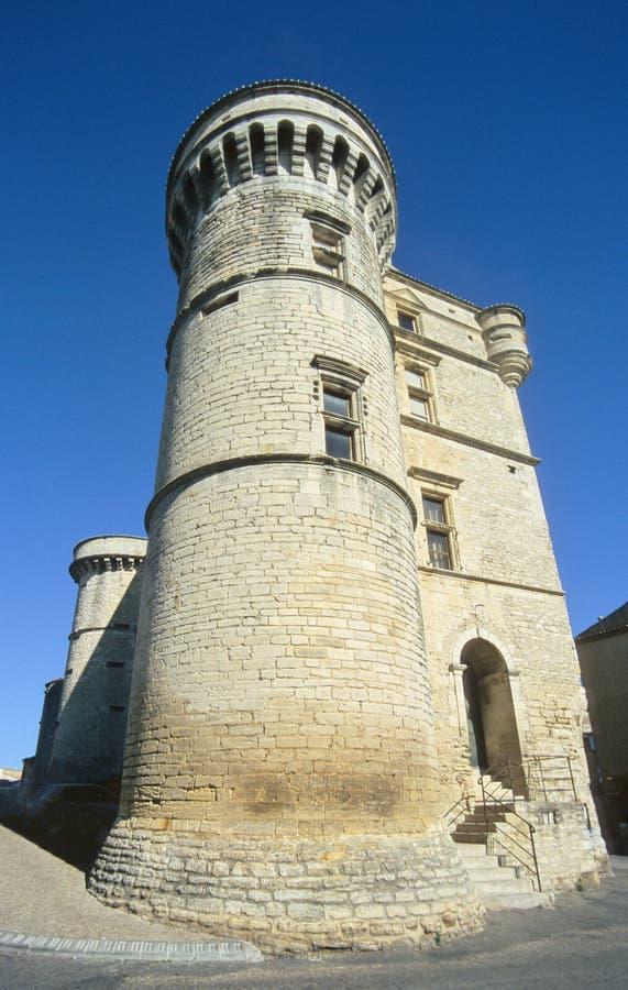 Château de Gordes photos stock
