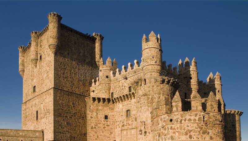 Château de Guadamur image stock