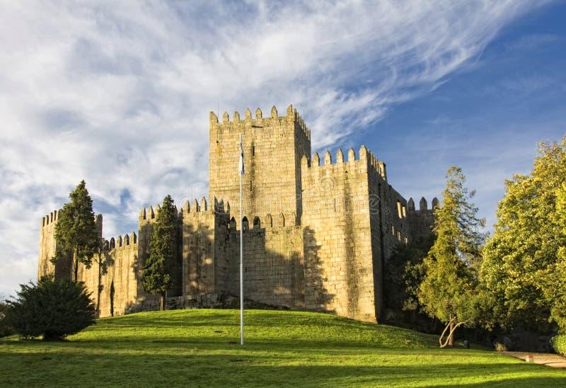 Château de Guimaraes images stock