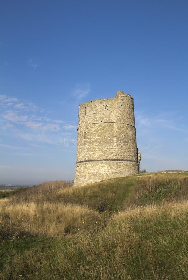 Château de Hadleigh, Essex, Angleterre, Royaume-Uni photo stock