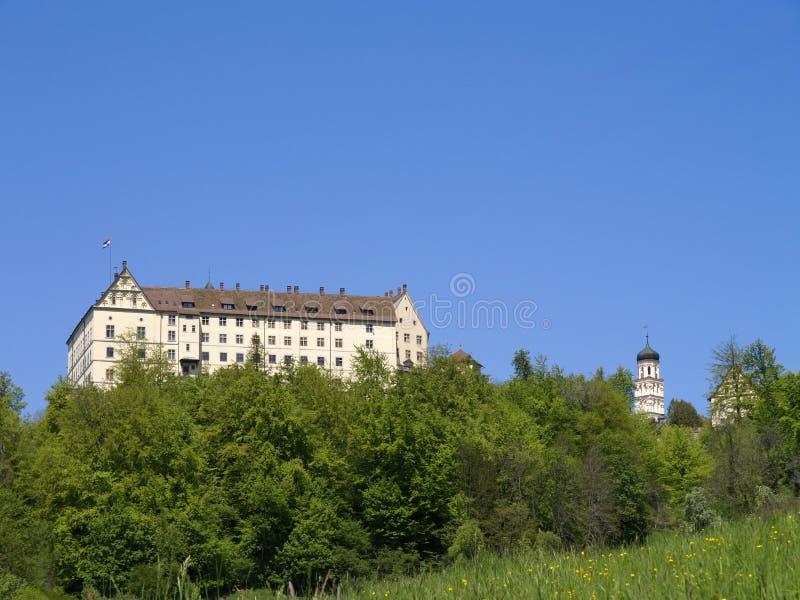 Château de Heiligenberg près de Ãœberlingen - Linzgau, Baden-Wurttember image libre de droits