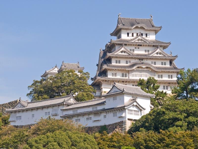 Château de Himeji images stock