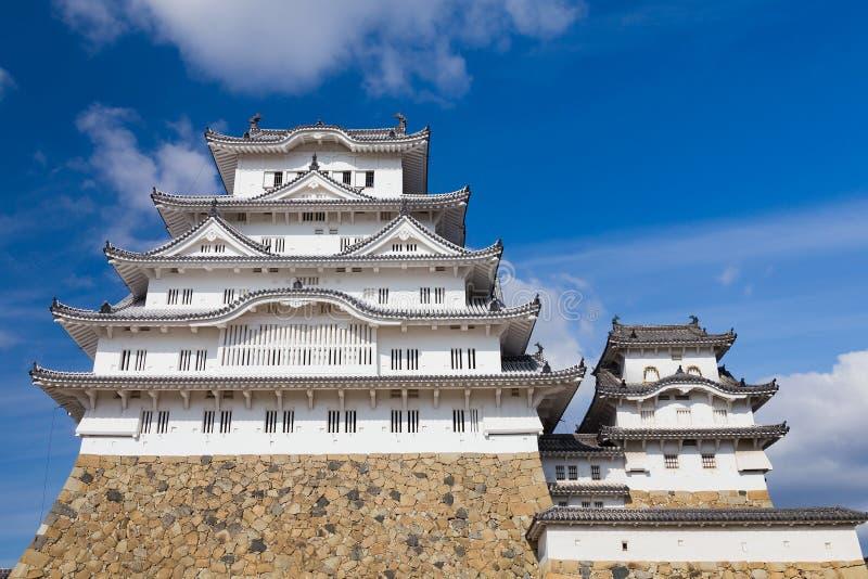 Download Château De Himeji Avec Le Fond De Ciel Bleu Dans Kansai Japon Image stock - Image du préfecture, japonais: 87707507