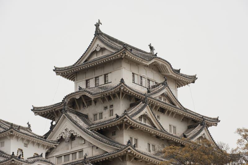 Château de Himeji, Japon image stock