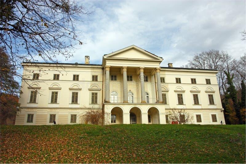 Château de Janusevec images libres de droits