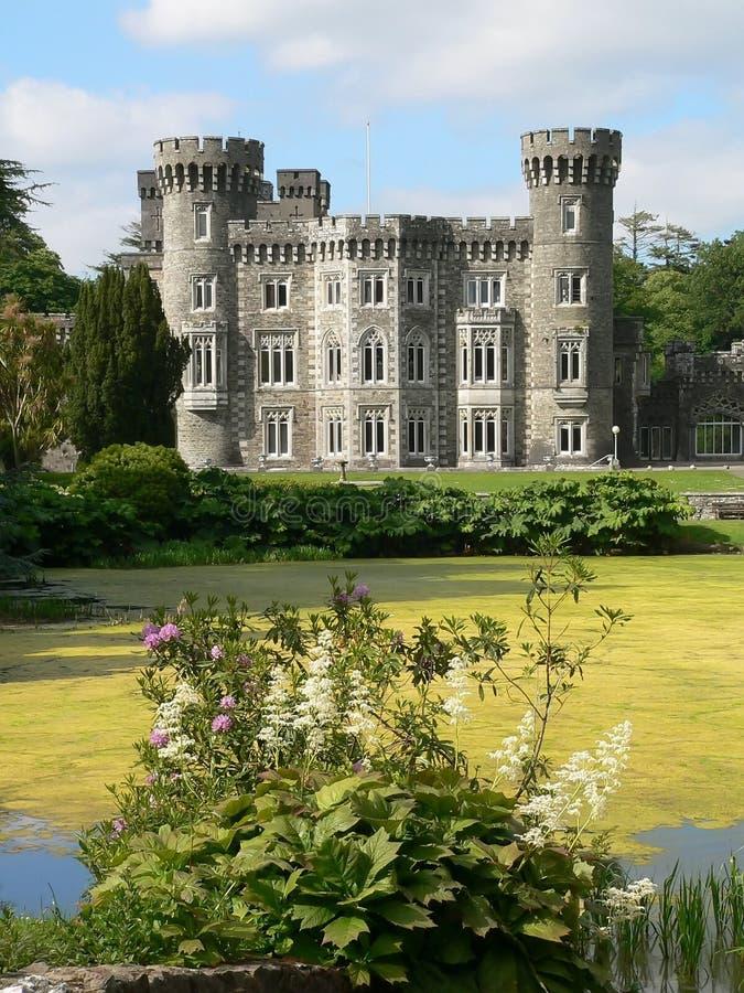 Château De Johnstown Photo libre de droits