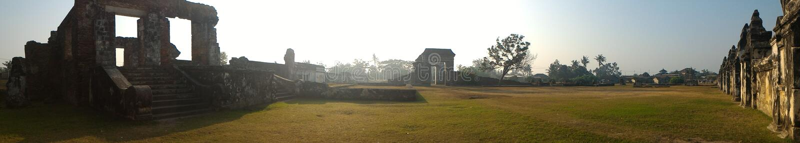 Château de Kaibon images libres de droits