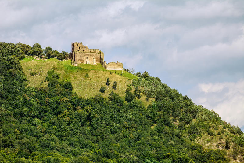 Château de Kapi image libre de droits