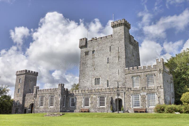 Château de Knappogue dans Cie. Clare, Irlande. photos stock