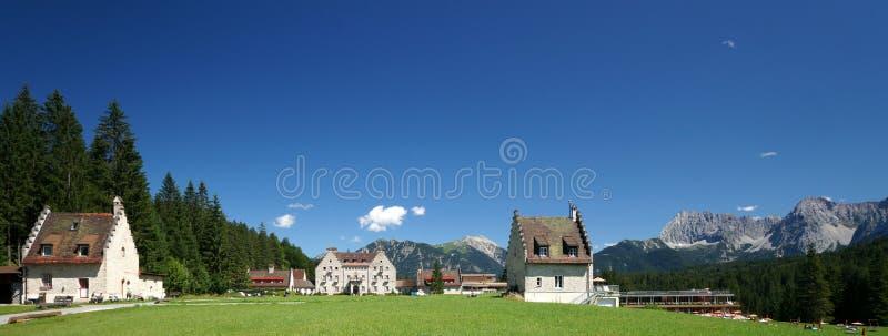 Château de Kranzbach images stock