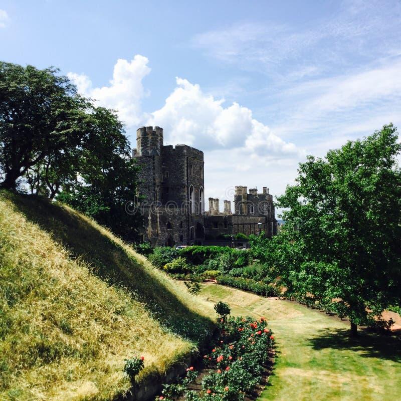 Château de l'Angleterre image stock