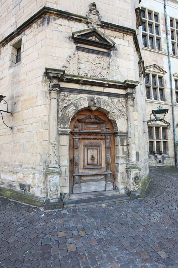 Château de l'Europe photographie stock