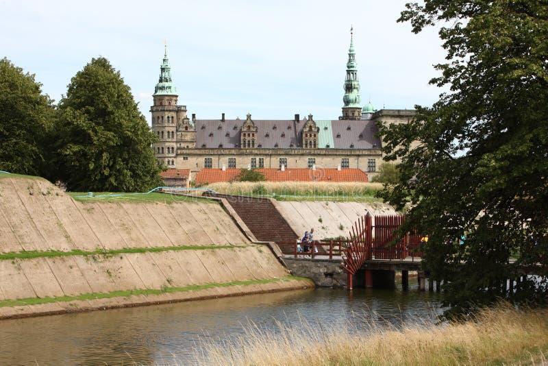 Château de l'Europe photo stock
