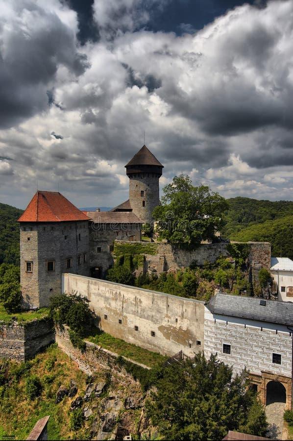 Château de la commande sainte photographie stock