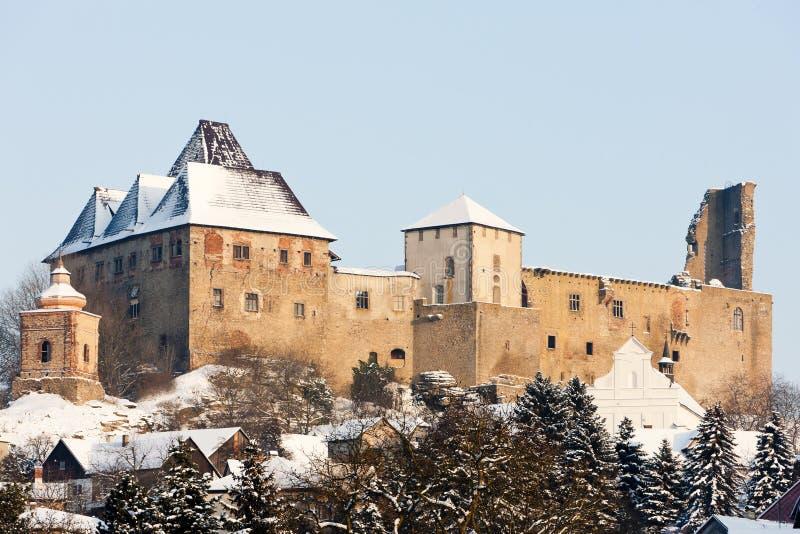 Château de Lipnice NAD Sazavou photos stock
