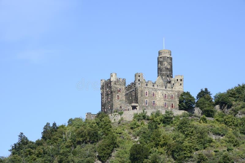 Château de Maus images libres de droits