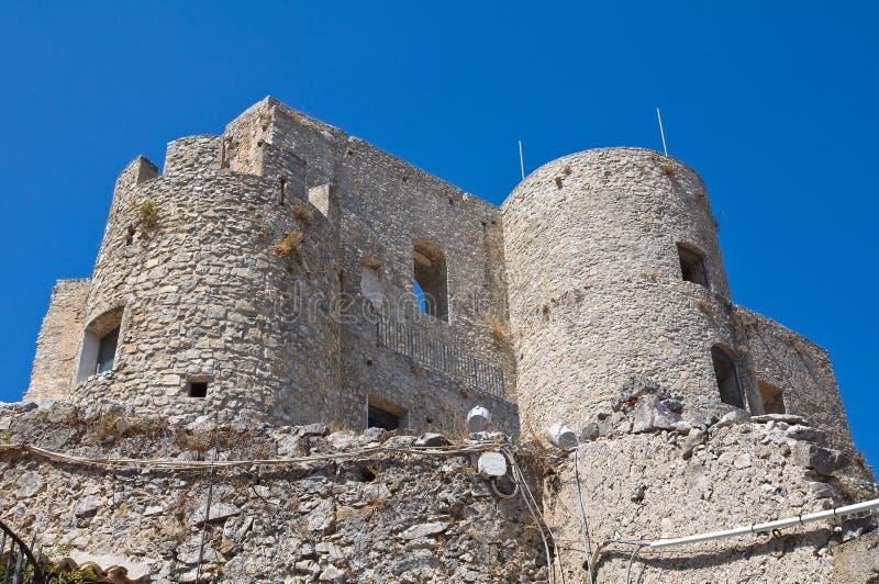 Download Château De Morano Calabro La Calabre L'Italie Photo stock - Image du fortification, monument: 45353020