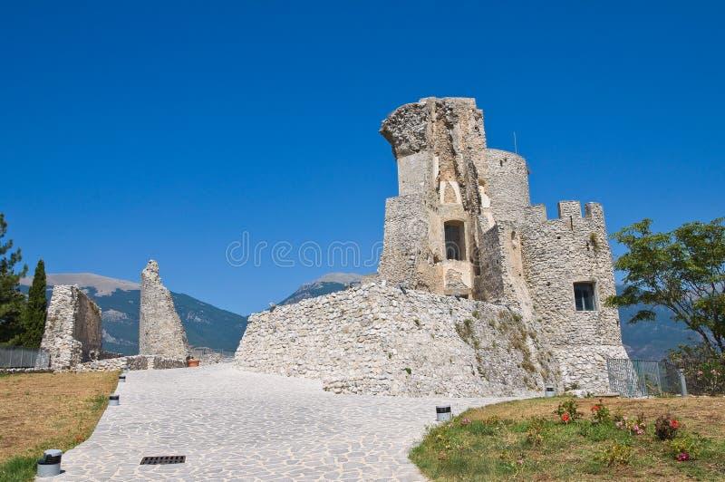 Download Château De Morano Calabro La Calabre L'Italie Image stock - Image du architectonique, outside: 45353565