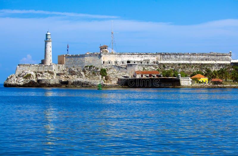 Château de Morro, La Havane, Cuba photo stock