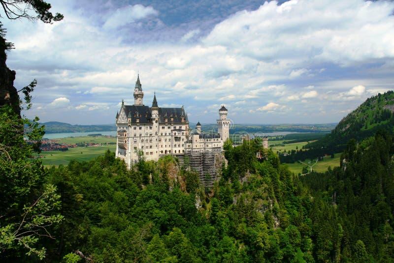 Château de Neuschwanstein photographie stock libre de droits