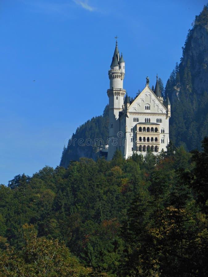Château de Neuschwanstein image stock