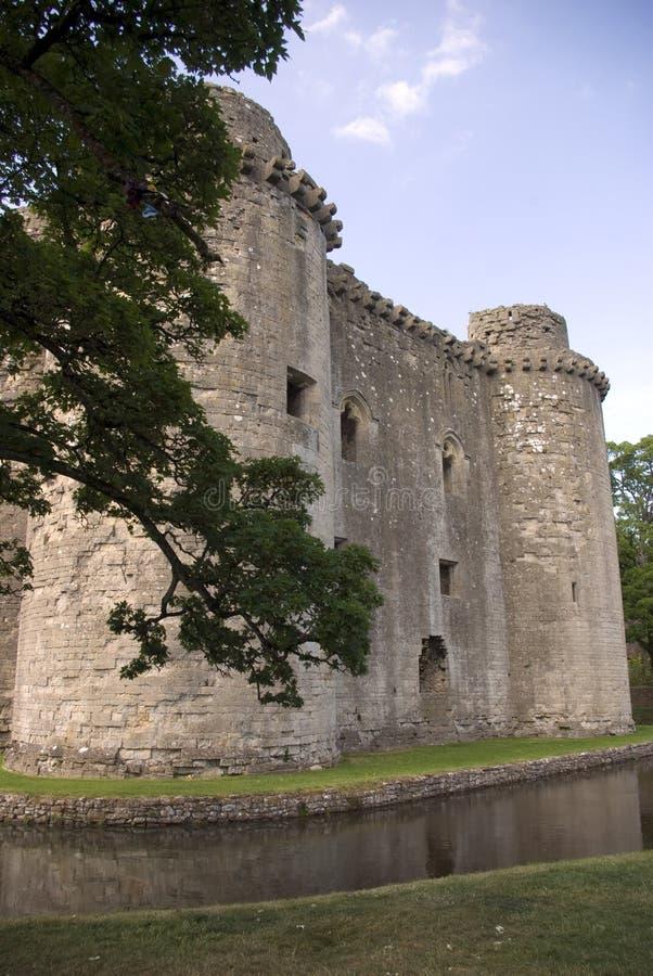 Château de Nunney image stock