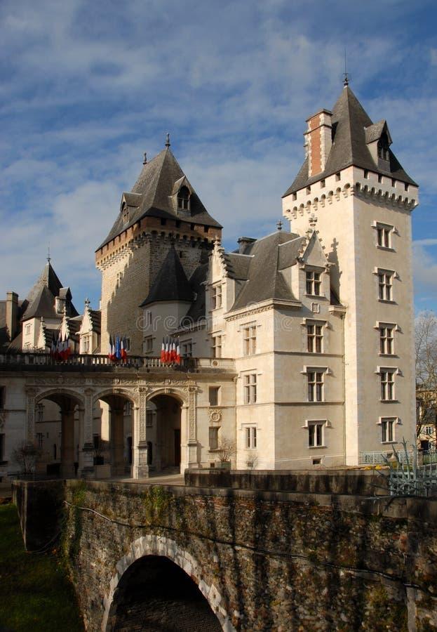 Château de Pau photographie stock libre de droits