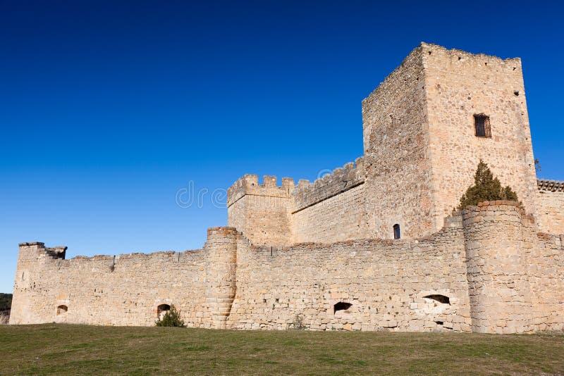 Château de Pedraza photos libres de droits