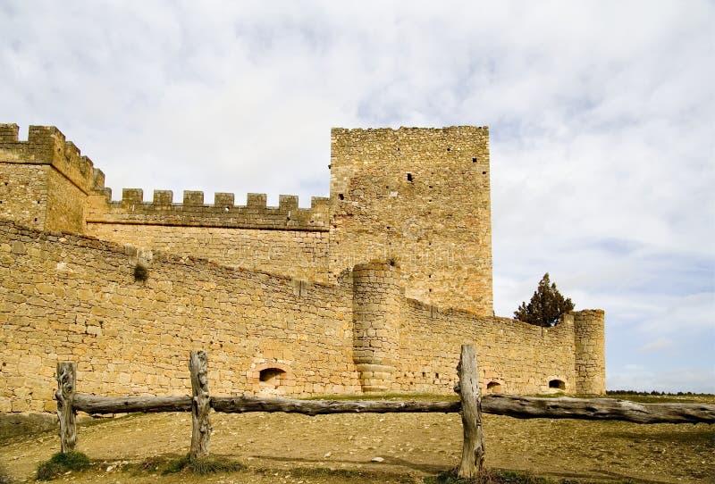 Château de Pedraza photos stock