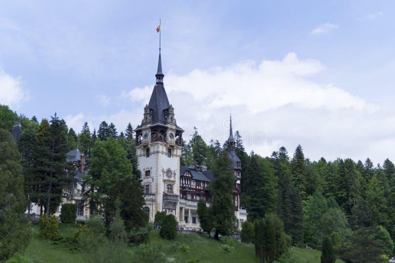 Château de Peles images libres de droits