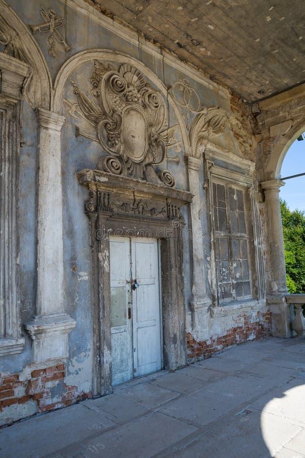 Château de Pidhirtsi image libre de droits