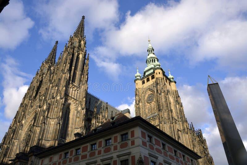 Château de Prague photographie stock libre de droits