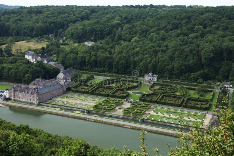 château de rivière images libres de droits