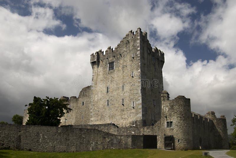 Château de Ross, Killarney photo stock