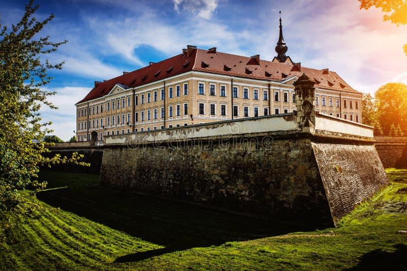 Château de Rzeszow images stock