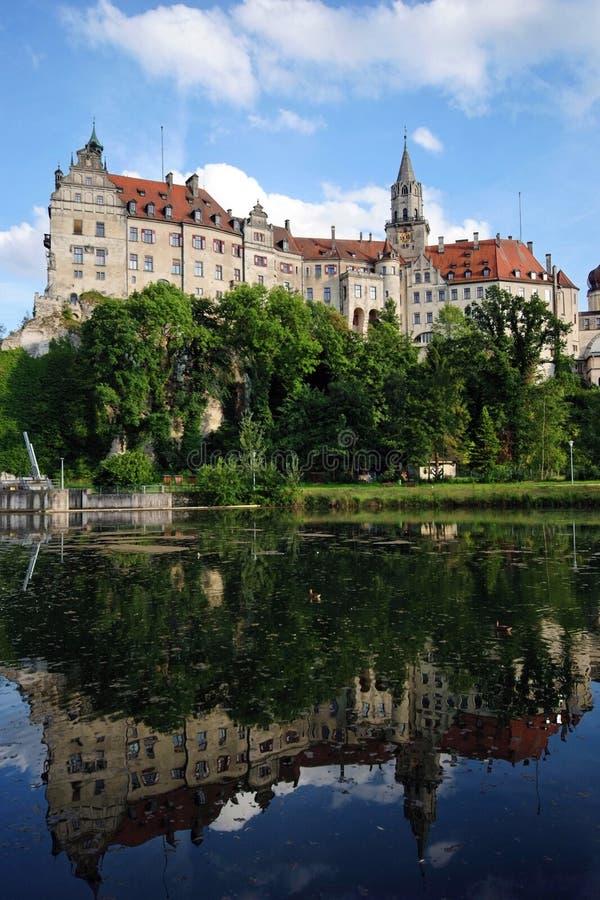 Château de Sigmaringen photos libres de droits