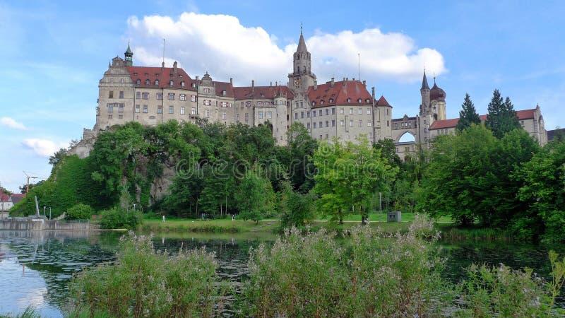 Château de Sigmaringen photographie stock